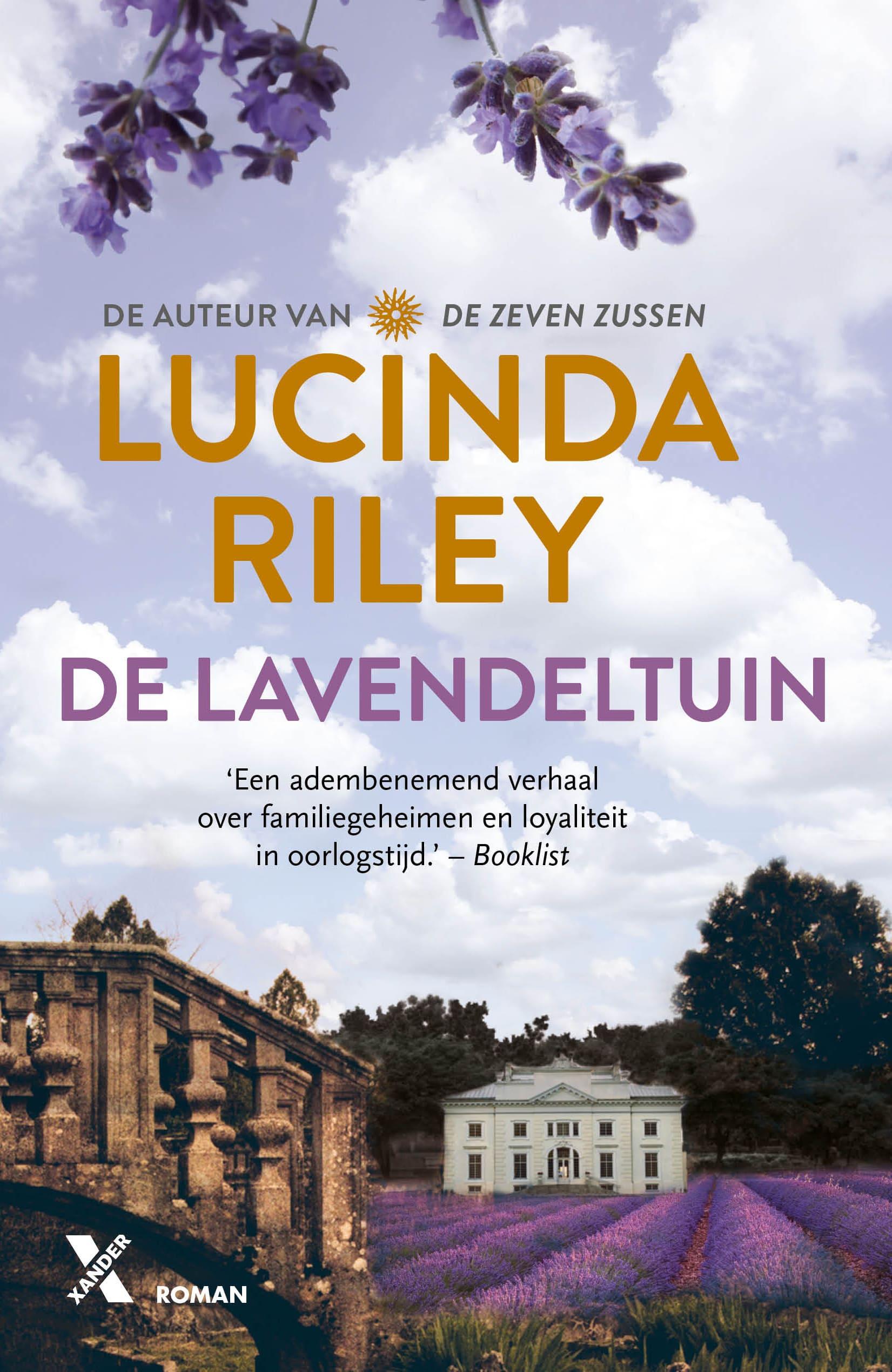 Boek: Lucinda Riley, De lavendeltuin