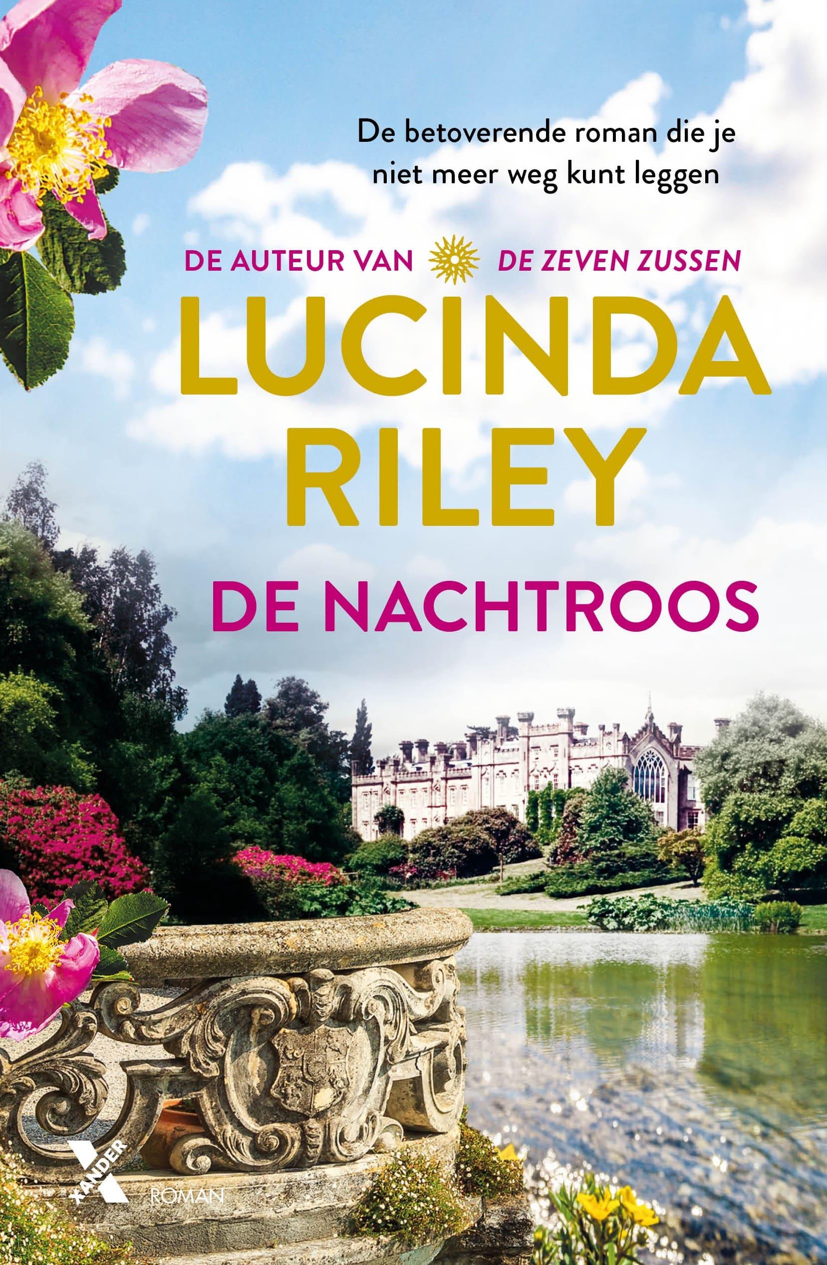 Boek: De nachtroos, Lucinfda Riley